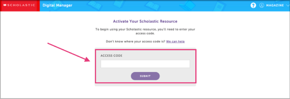 sign in with Google classroom activate your resource