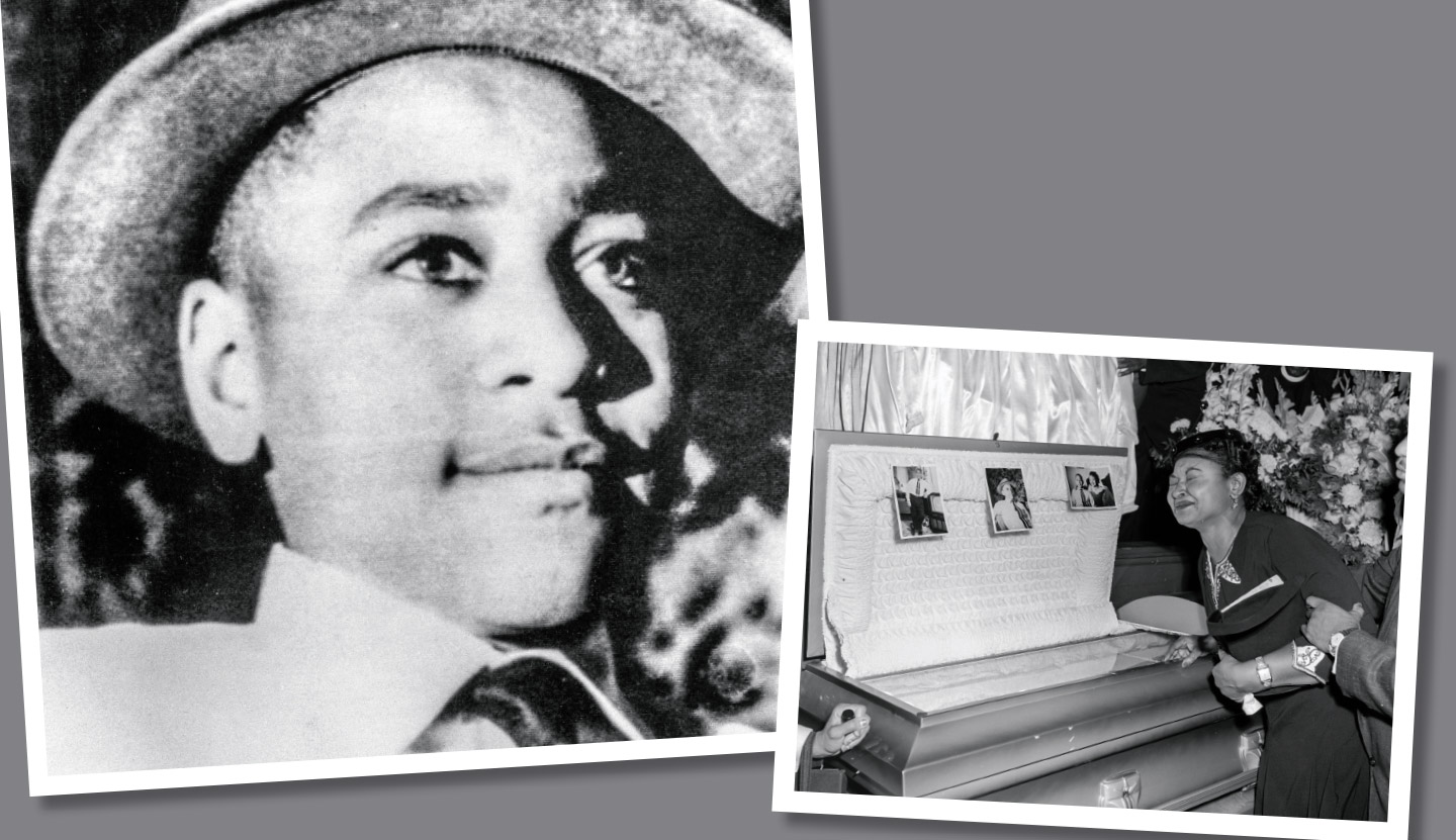 emett till So i lived in southern mississippi emmett till, this 14-year old black boy, who'd gone to tallahatchie county, money, mississippi in the delta, to visit his great uncle for summer holiday, from ch.