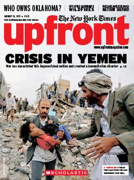 Upfront Magazine Issue Archive | The New York Times Upfront