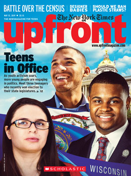 Upfront Magazine Issue Archive | The New York Times Upfront