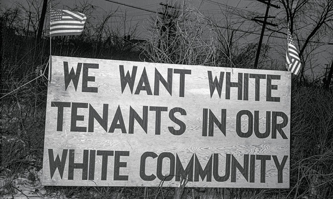 The Jim Crow North